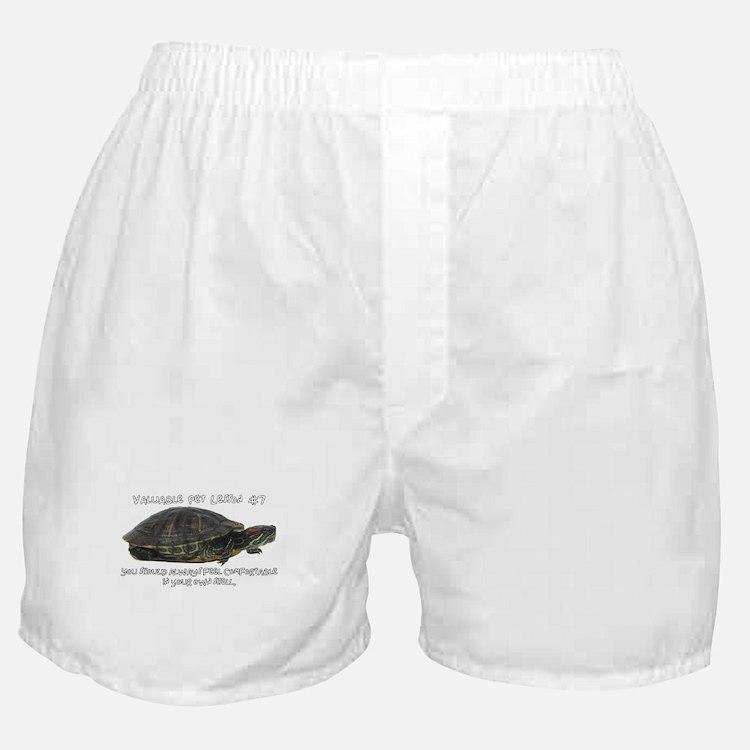 Valuable Pet Lesson #7 Boxer Shorts