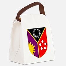 Westermark-black Canvas Lunch Bag