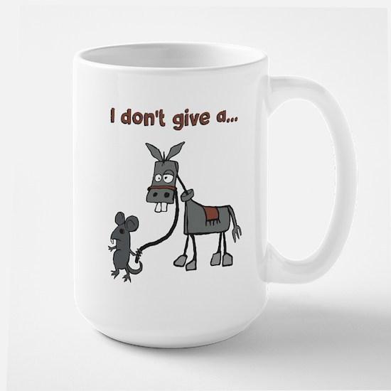 I dont give a... Travel Mugs