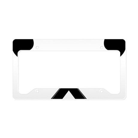 Double-Bass-24-a License Plate Holder
