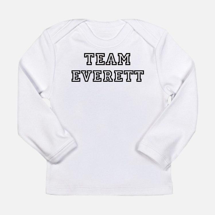 Team Everett Long Sleeve T-Shirt