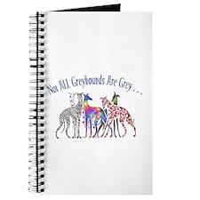 Greyhounds Not Grey Journal