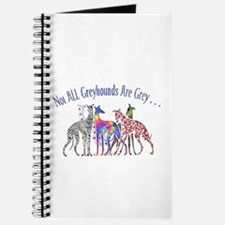 Greyhounds Not Grey Journal