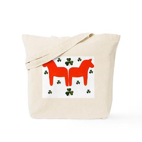"""""""Irish and Swedish""""Tote Bag"""