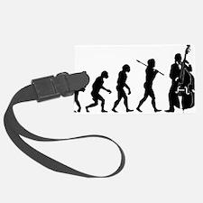 Evolution-Man-01-a Luggage Tag