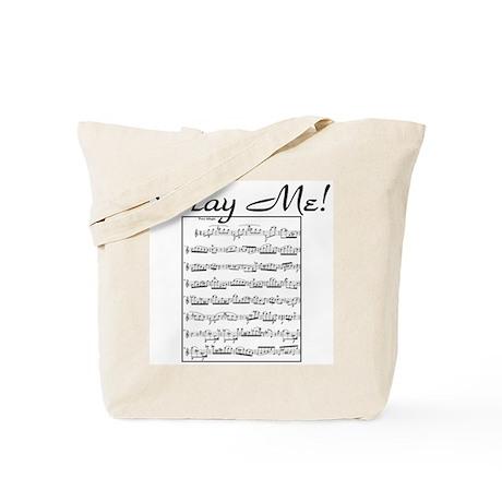 Play Me! Tote Bag