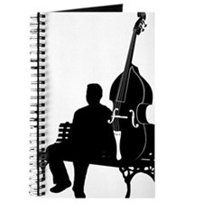 Double-Bass-On-Park-Bench-01-a Journal
