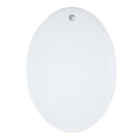 Got-Bass-03-b Oval Ornament