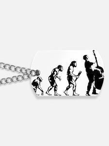 Evolution-Man-05-a Dog Tags