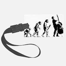 Evolution-Man-05-a Luggage Tag
