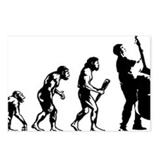 Evolution-Man-05-a Postcards (Package of 8)