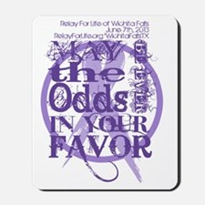 Relay For Life of Wichita Falls Mousepad