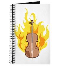Flaming-Double-Bass-02 Journal