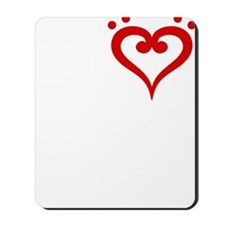 I-Heart-Double-Bass-01-b Mousepad