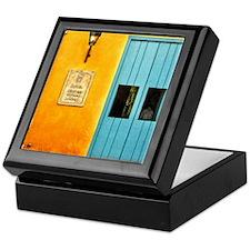 Marques de Prado Ameno Shower Curtain Keepsake Box