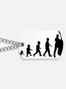 Evolution-Man-04-a Dog Tags