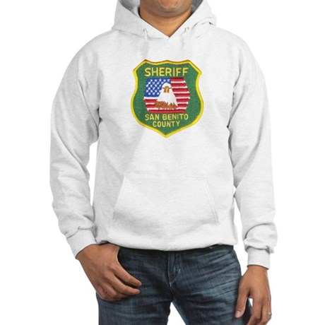 San Benito Sheriff Hooded Sweatshirt