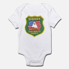 San Benito Sheriff Infant Bodysuit