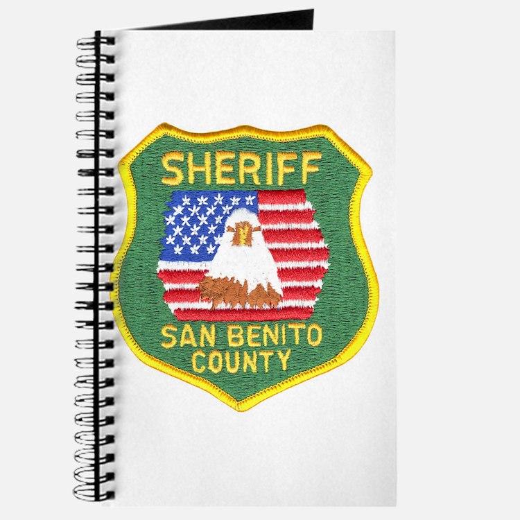San Benito Sheriff Journal