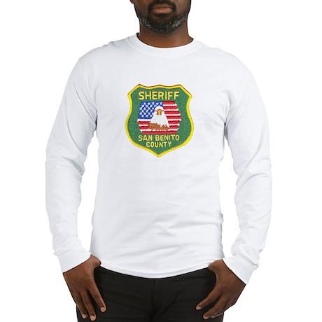 San Benito Sheriff Long Sleeve T-Shirt