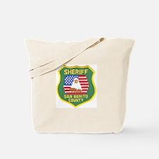 San Benito Sheriff Tote Bag