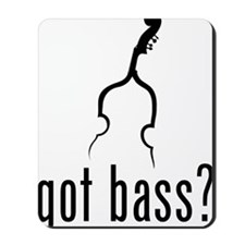 Got-Bass-05-a Mousepad