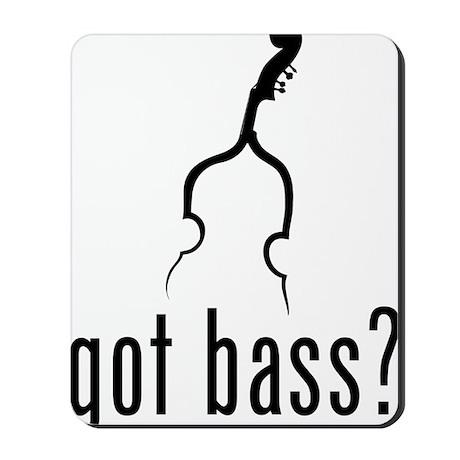 Got-Bass-05-a Mousepad