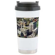 Campus of McGill College in Mon Travel Mug