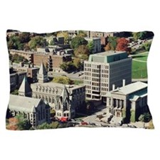 Campus of McGill College in Montreal,  Pillow Case