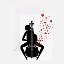 Lovely-Sound-01-a Greeting Card