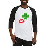 Irish Kiss Baseball Jersey