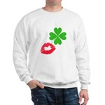 Irish Kiss Sweatshirt