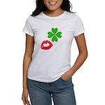 Irish Kiss Women's T-Shirt