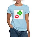 Irish Kiss Women's Light T-Shirt