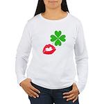 Irish Kiss Women's Long Sleeve T-Shirt
