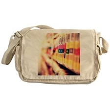 Medical files Messenger Bag
