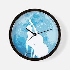 Moon-03-a Wall Clock