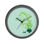 Absinthe Wall Clock