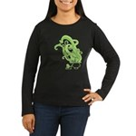 Absinthe Women's Long Sleeve Dark T-Shirt
