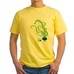 Absinthe Yellow T-Shirt