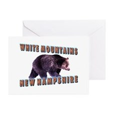 White Mountains , New Hampshi Greeting Cards (Pack