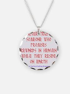 Rewards in heaven Necklace