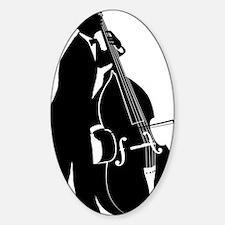 Player-04-a Sticker (Oval)