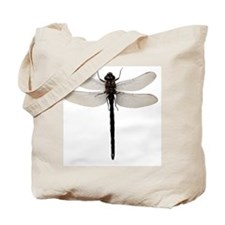 Close-up of a dragon fly Tote Bag