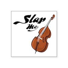 """Slap-Me-01 Square Sticker 3"""" x 3"""""""