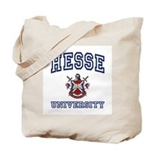 HESSE University Tote Bag