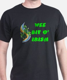 Wee Bit O' Irish T-Shirt