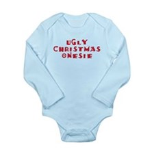 Ugly Christmas Body Suit