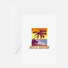 Boca Raton, Florida Greeting Cards (Pk of 10)