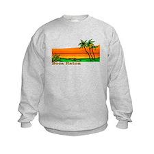 Boca Raton, Florida Sweatshirt